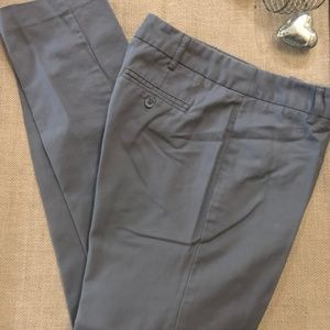 Dalia Collection Gray Pants Size 8